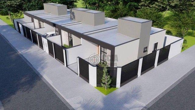 Casa com 2 dormitórios à venda, 48 m² por R$ 235.000 - Loteamento Campos do Iguaçu - Foz d - Foto 2