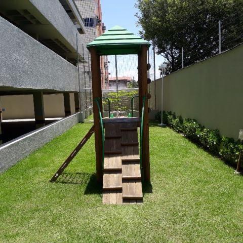 Apartamento 80,21m² com 3 quartos e 2 vagas no Benfica - Foto 3