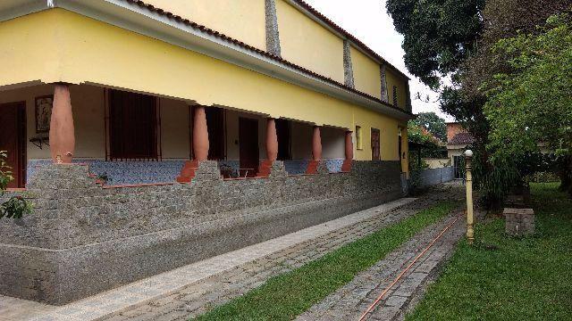 Vendo Casa 3 quartos - Mini Sítio - 1500m² - Santa Cruz da Serra - Duque de Caxias - Foto 2