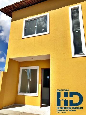 Duplex - 2 quartos com 2 banheiros - Foto 3