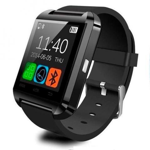 Smartwatch U8 Relógio Inteligente Bluetooth Android