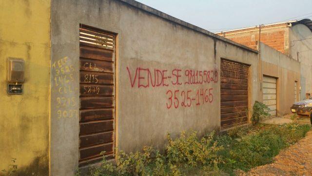 Vende-se terreno murado próximo ao IFMA-Imperatriz