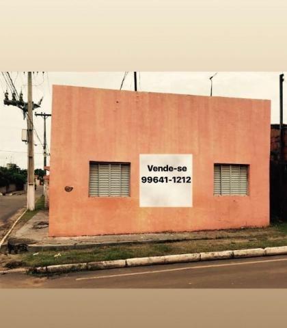Casa situada no Centro da cidade de joão lisboa. Tratar pelo telefone (99) 99641-1212