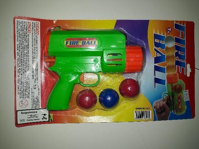 Pistola de Bolinha