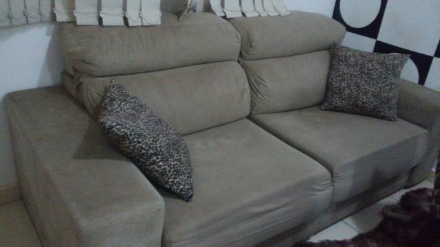 Vendo sofá retratil