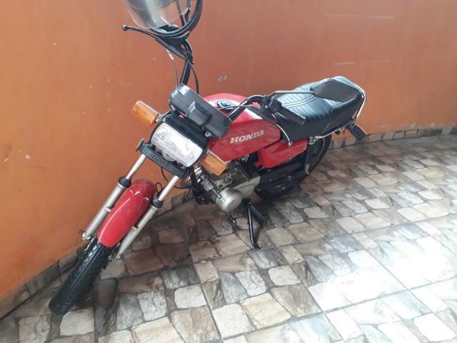 Vendo Honda cg 88