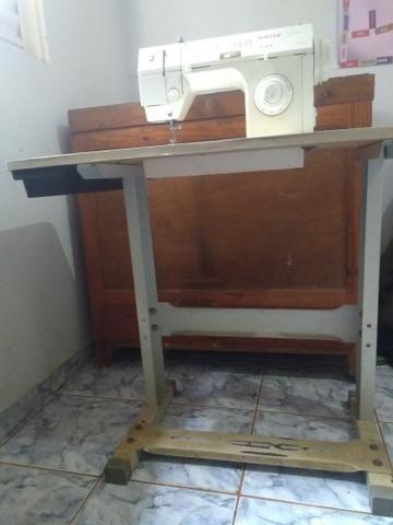 Maquina de costura (singer facilita)
