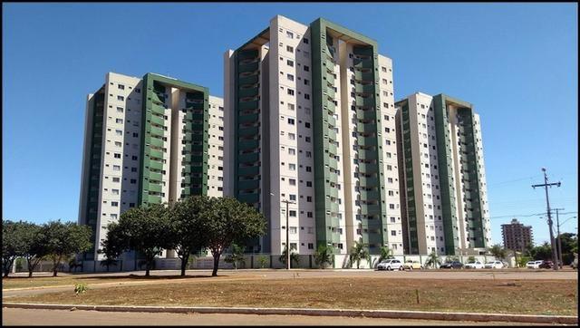 Mirante do Park - apartamento 2 quartos, 60 m² c/ armários - nascente
