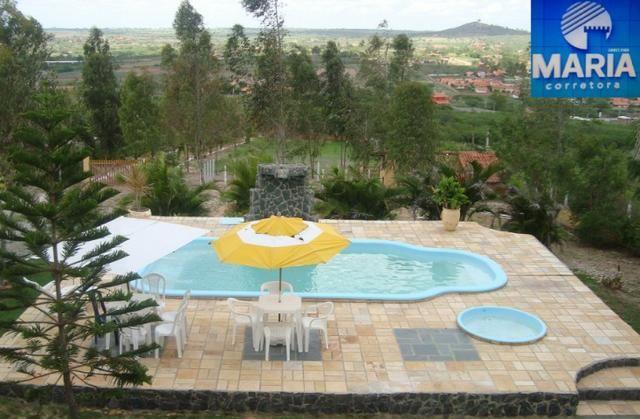 Chácara em Gravatá-PE Com área do terreno de 4.800m R$590mil REF.287