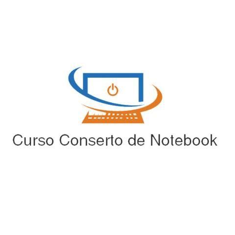 Curso Conserto de NoteBook Atualizado - Online