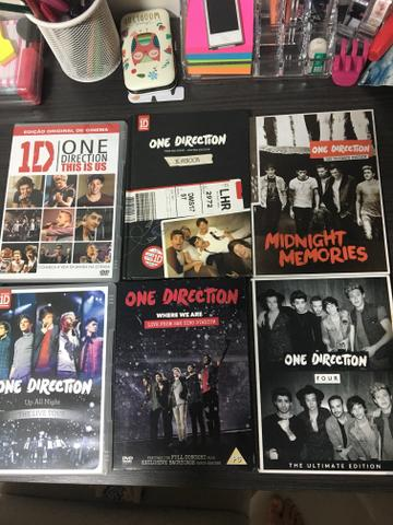 CDS/DVDS One Direction