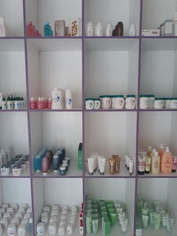 Vendo estoque de cosméticos da Abelha Rainha