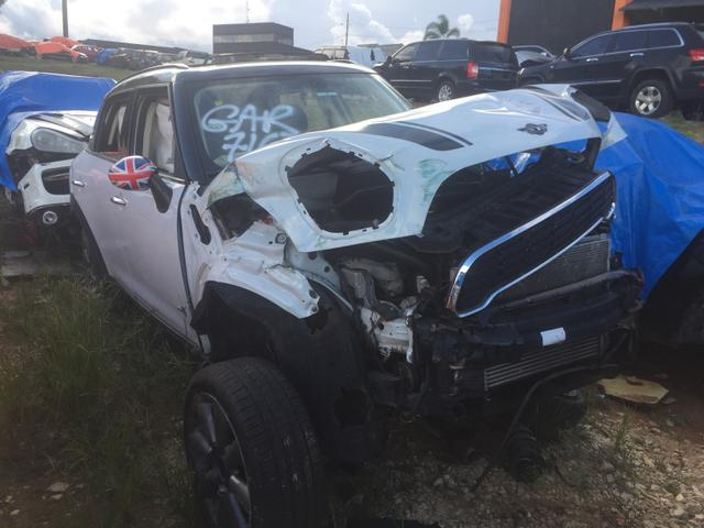 Sucata Mini Cooper S Countryman ALL4 2011 - Foto 2