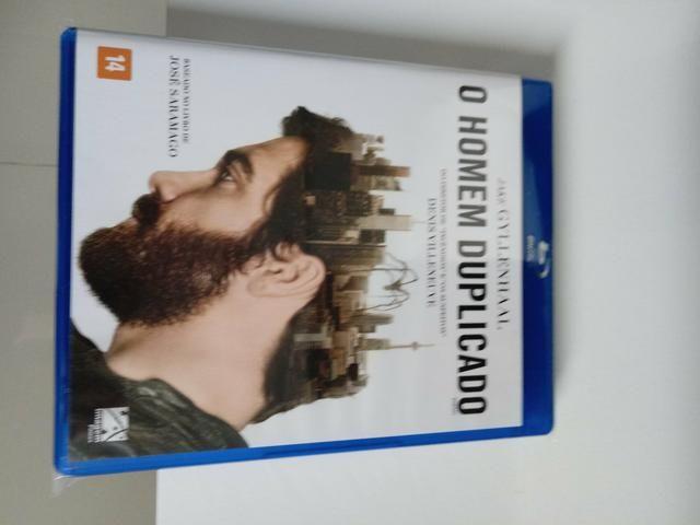 Homem Duplicado Blu Ray Raridade