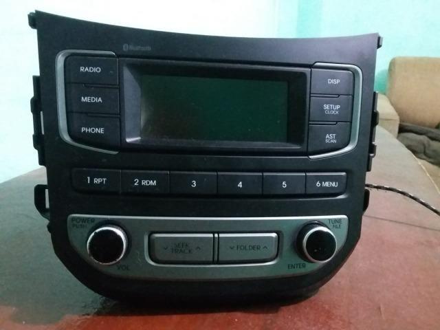 Rádio para HB20 Original 2017