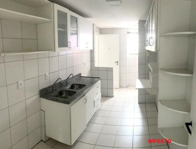 Edifício Aldeota Style, apartamento com 3 quartos, 2 vagas, projetado, nascente, Aldeota - Foto 6