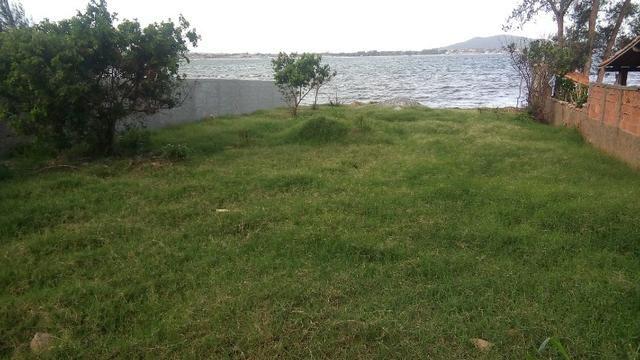 Terreno plano na beira da Lagoa de São Pedro com vista espetacular na Praia da Tereza - Foto 5