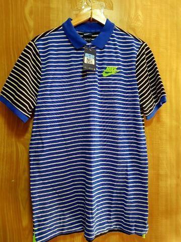 9cd4f026f4759 Camisa Nike Polo Listrada