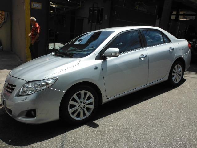 Corolla altis 2011 flex 2.0 aut+blindado N.3A+impecavel