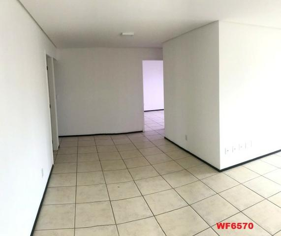Edifício Aldeota Style, apartamento com 3 quartos, 2 vagas, projetado, nascente, Aldeota - Foto 4