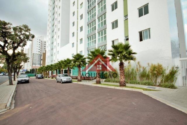 Apartamento com 3 dormitórios à venda, por r$ 399.000 - boa vista - curitiba/pr - Foto 5