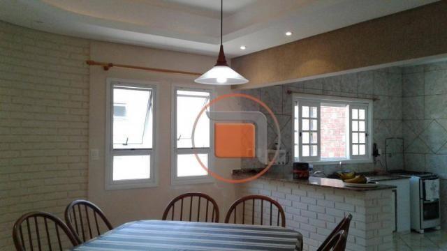 Casa com 3 dormitórios à venda, 276 m² por - bela vista - gravataí/rs - Foto 7