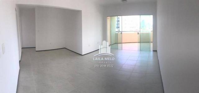 Apartamento residencial à venda com 03 suítes, Papicu, Fortaleza.