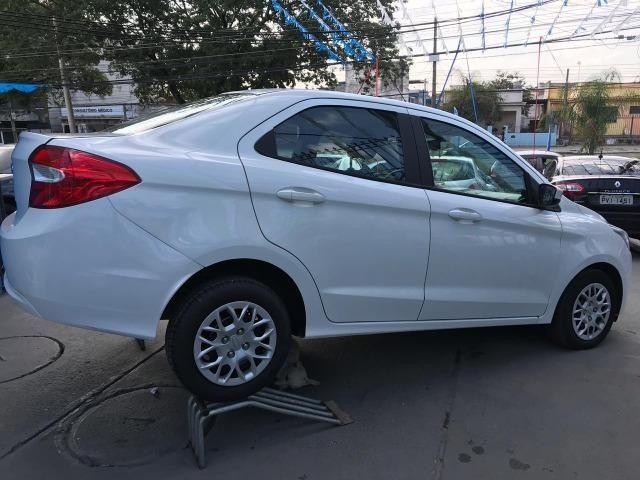 Ford ka 2018/ aprovo com score baixo/ sem cnh/ autonomo/ uber - Foto 3
