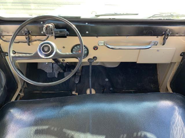 Jeep Willys 1961 - Foto 9