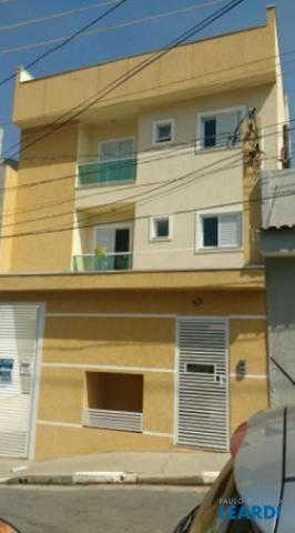 Apartamento à venda com 3 dormitórios em Vila bastos, Santo andré cod:570011