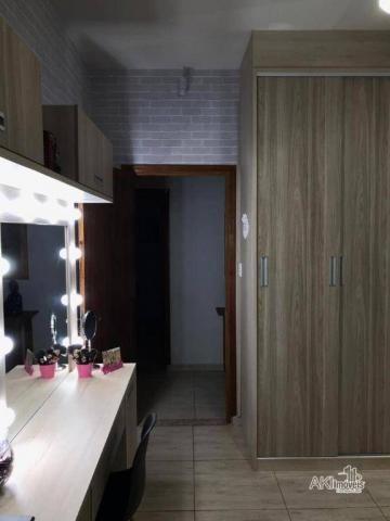 Casa com 6 dormitórios à venda, 380 m² por R$ 1.350.000 - Jardim Grécia - Porto Rico/PR - Foto 17