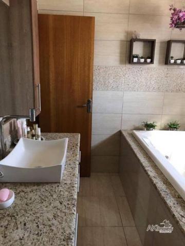 Casa com 6 dormitórios à venda, 380 m² por R$ 1.350.000 - Jardim Grécia - Porto Rico/PR - Foto 3