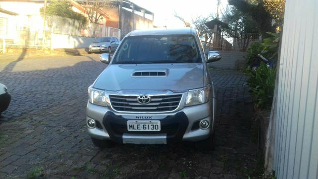 Toyota Hilux SRV 2014 mais nova do site - Foto 5
