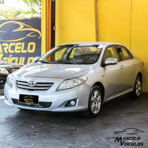 TOYOTA COROLLA 2009/2010 1.8 XEI 16V FLEX 4P MANUAL