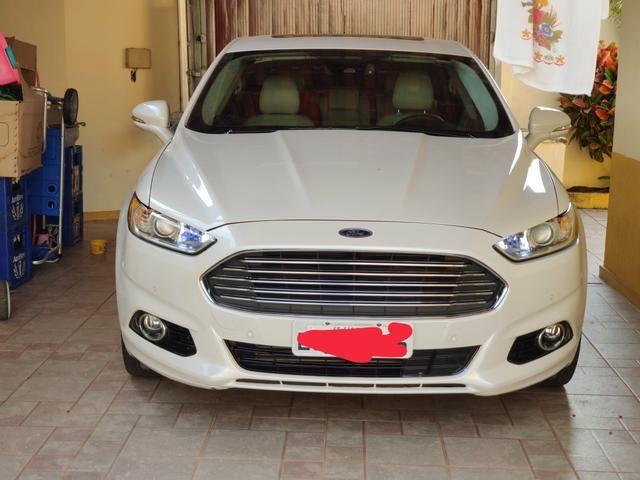 Ford Fusion Titanium 2016 2.0 GTDI Ecoboost AWD 28.500km - Foto 2