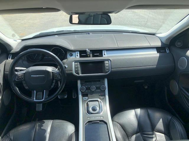 Land Rover Range Rover Evoque 2.0 Si4 4WD Dynamic 2012 - Foto 10