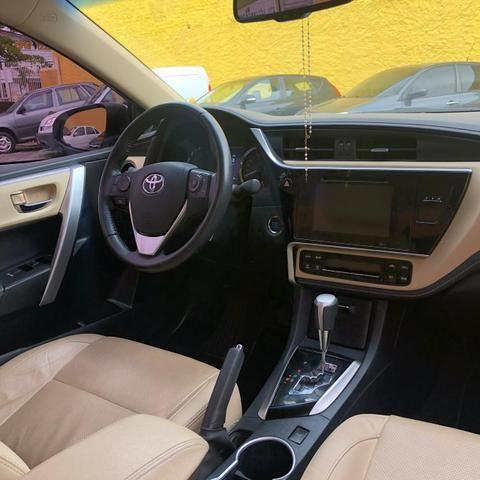 Corolla Altis 2018 - mais barato do BR -único dono - oportunidade - Foto 2