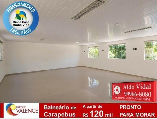 ARV142- Zero do Entrada, em Praia Balneário Carapebus com M.Casa Minha Vida.