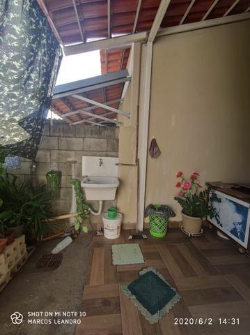 Casa 2 quartos no condomínio vida bela com benfeitorias - Foto 9