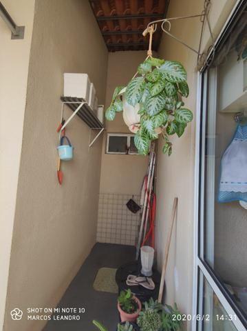 Casa 2 quartos no condomínio vida bela com benfeitorias - Foto 12