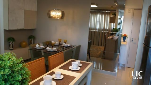Apartamento 2 Qts com suite, Porcelanato, Jardim Atlântico/Vila Rosa - Foto 5