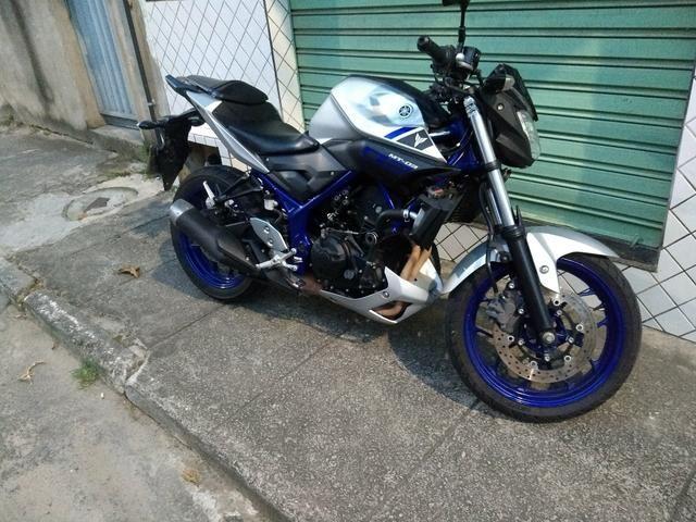 Yamaha MT 03 2017 único dono
