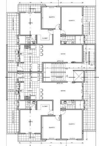 APARTAMENTO à venda, 3 quartos, 1 vaga, CENTRO - ITAUNA/MG - Foto 2