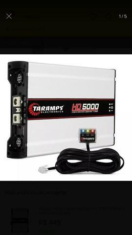 Módulo Amplificador Taramps HD5000 - Foto 3