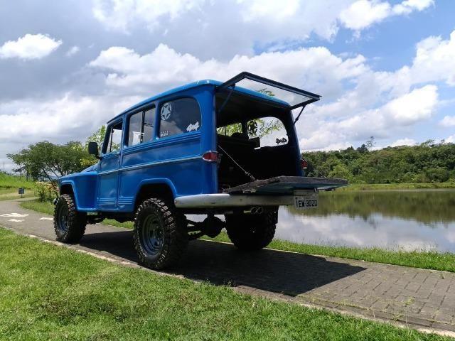 Rural Willys 4x4 - Foto 6