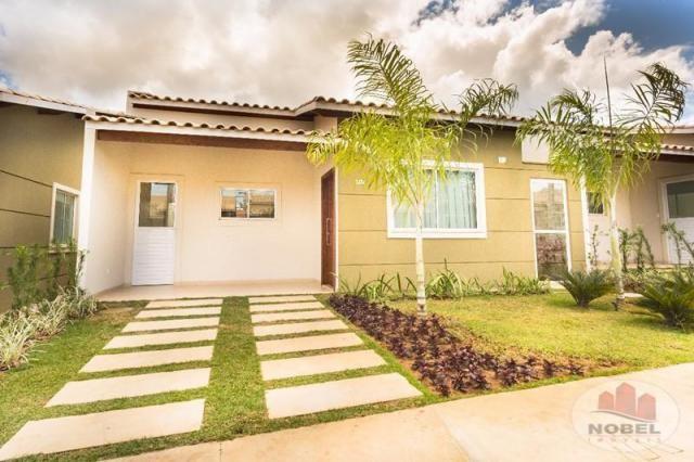 Casa de condomínio à venda com 3 dormitórios em Sim, Feira de santana cod:1999 - Foto 2
