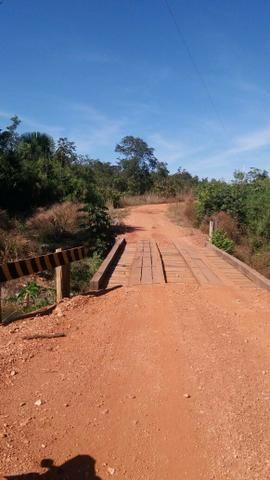 Fazenda c/ 4.985he, c/ capac. p/ 2.000 novilhas, Araguaiana-MT, preço bom - Foto 8