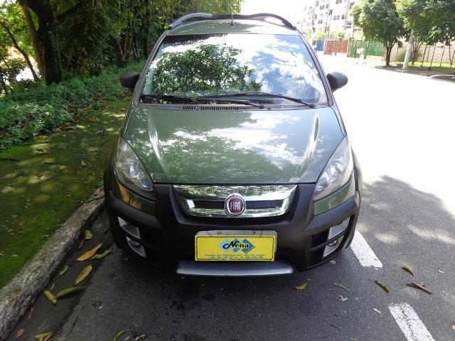Fiat Idea Adventure 1.8 Completo + GNV !! - Foto 4