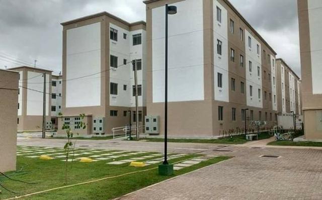 Apartamento com 2 quartos em Barra de jangada, com renda salarial a partir de R$ 1.500 - Foto 13