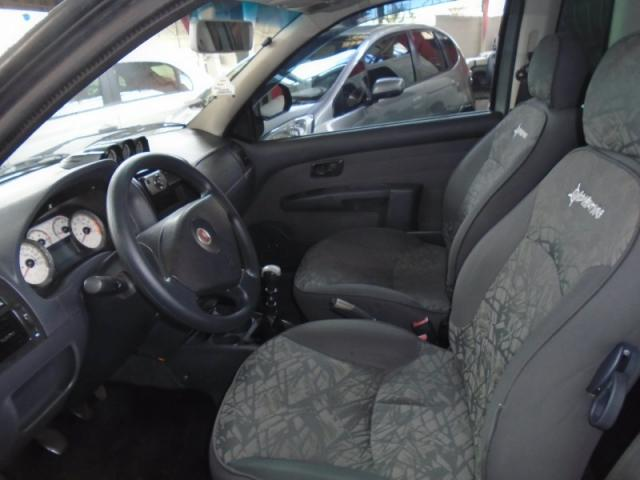 Fiat Strada Adventure Locker 1.8 Cinza - Foto 3